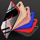 저렴한 아이폰 케이스-케이스 제품 Apple iPhone XR 충격방지 / 반투명 뒷면 커버 솔리드 하드 PC 용 iPhone XR