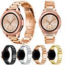 رخيصةأون أساور ساعات لهواتف سامسونج-حزام إلى Samsung Galaxy Watch 42 Samsung Galaxy عصابة الرياضة / عقدة ميلانزية ستانلس ستيل شريط المعصم
