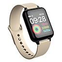 Χαμηλού Κόστους Έξυπνα ρολόγια-KUPENG B57B Έξυπνο βραχιόλι Android iOS Bluetooth Αθλητικά Αδιάβροχη Συσκευή Παρακολούθησης Καρδιακού Παλμού Μέτρησης Πίεσης Αίματος / Οθόνη Αφής / Θερμίδες που Κάηκαν / Μεγάλη Αναμονή / Βηματόμετρο