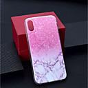 hesapli iPhone Kılıfları-Pouzdro Uyumluluk Apple iPhone XR / iPhone XS Max Şeffaf / Temalı Arka Kapak Mermer Yumuşak TPU için iPhone XS / iPhone XR / iPhone XS Max