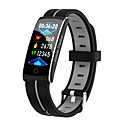 cheap Smart watches-Indear F10C Smartwatch Smart Bracelet Smartwatch Android iOS Bluetooth Smart Waterproof Heart Rate Monitor Blood Pressure Measurement Stopwatch Pedometer Call Reminder Activity Tracker Sleep Tracker