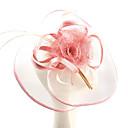 ieftine Perne-Elizabeth Minunata doamnă Maisel Pentru femei Adulți femei Retro / Vintage Pălării Felt Kentucky Derby Hat Fascinator Hat pălărie Roz Floare Veșminte de cap Lolita Accesorii