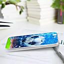 저렴한 목걸이-케이스 제품 ZTE ZTE BLADE A512 울트라 씬 / 패턴 뒷면 커버 도시 소프트 TPU 용 ZTE BLADE A512