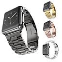 ราคาถูก สายนาฬิกาสำหรับ Apple Watch-สายนาฬิกา สำหรับ Apple Watch Series 4/3/2/1 Apple สายยางสำหรับเส้นกีฬา สแตนเลส สายห้อยข้อมือ