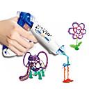 cheap Novelties-OEM 6602 3D Printing Pen New Design / as Children's gift