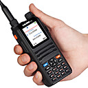 cheap Walkie Talkies-ELIDA CPUV2000 Handheld / Anolog VOX / Dual Band / Dual Display 5KM-10KM 5KM-10KM 128CH 1500 mAh 5 W Walkie Talkie Two Way Radio