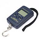 ieftine Instrumente Scris & Desen-scară electronică portabilă cu iluminare din spate a afișajului lcd pentru bagajele de pescuit de călătorie