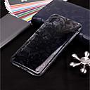 رخيصةأون حامل سيارة-غطاء من أجل Apple iPhone XS / iPhone XR / iPhone XS Max شفاف / نموذج غطاء خلفي زهور ناعم TPU