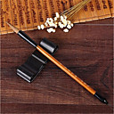 cheap Drawing & Writing Instruments-Writing Brush Wooden 1 pcs Art Supplies All