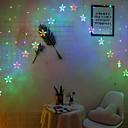 abordables Luces LED de Doble Pin-5 m Cuerdas de Luces 136 LED Decorativa 220-240 V 1 juego