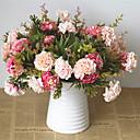 preiswerte Künstliche Blumen-Künstliche Blumen 5 Ast Klassisch Europäisch Pastoralen Stil Chrysanthemum Tisch-Blumen