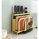 preiswerte Küche & Aufbewahren-Küchenorganisation Netze & Halter / Kochgeschirrhalter / Hängende Körbe Metall Lagerung 1 set