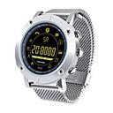 tanie Inteligentne opaski na rękę-KUPENG EX19 Męskie Inteligentny zegarek Android iOS Bluetooth Smart Sport Wodoodporny Spalonych kalorii Długi czas czuwania Czasomierze Krokomierz Powiadamianie o połączeniu telefonicznym Rejestrator