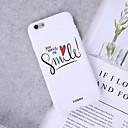 رخيصةأون أغطية أيفون-غطاء من أجل Apple iPhone XS / iPhone XR / iPhone XS Max نموذج غطاء خلفي جملة / كلمة / قلب / كارتون ناعم TPU