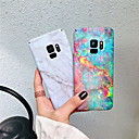 economico Custodie / cover per Galaxy serie S-Custodia Per Samsung Galaxy Galaxy S10 Plus / Galaxy S10 E Ultra sottile / Fantasia / disegno Per retro Effetto marmo Resistente PC per S9 / S9 Plus / S8 Plus