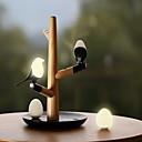 abordables Estampados de Uñas-1pc Luz de noche LED Blanco Cálido USB Creativo <=36 V