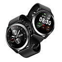 cheap Smart Wristbands-Indear Z03 Men Smart Bracelet Smartwatch Android iOS Bluetooth Smart Sports Waterproof Heart Rate Monitor Blood Pressure Measurement ECG+PPG Stopwatch Pedometer Call Reminder Activity Tracker