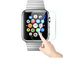 お買い得  Apple Watch 用スクリーンプロテクター-スクリーンプロテクター 用途 iWatch 42ミリメートル / iWatchの38ミリメートル / Apple Watch Series 4 強化ガラス 硬度9H / 2.5Dラウンドカットエッジ / 防爆 1枚