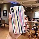 رخيصةأون أغطية أيفون-غطاء من أجل Apple iPhone XS / iPhone XR / iPhone XS Max ضد الغبار / IMD غطاء خلفي Lightning ناعم TPU