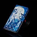 halpa Galaxy S -sarjan kotelot / kuoret-Etui Käyttötarkoitus Samsung Galaxy Galaxy S10 / Galaxy S10 Plus Tuella / Flip / Kuvio Suojakuori Eläin Kova PU-nahka varten S9 / S9 Plus / S8 Plus