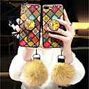 abordables Ustensiles de Cuisine-Coque Pour Apple iPhone XS / iPhone XR / iPhone XS Max Strass / Motif Coque Strass Dur Acrylique