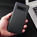 economico Sostegni e supporti per cellulari-Custodia Per Samsung Galaxy Galaxy S10 / Galaxy S10 Plus Ultra sottile Integrale Con onde Morbido TPU per S9 / S9 Plus / S8 Plus