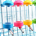 ieftine Baze de Lampe-0.4 L Câini / Pisici / Animale de Companie Boluri & Sticle de Apă Animale de Companie  Castroane & Hrănirea Ajustabile / Impermeabil / Lavabil Culoare aleatorie