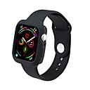 Χαμηλού Κόστους Λουράκια καρπού για Fitbit-Παρακολουθήστε Band για Apple Watch Series 4 Apple Κλασικό Κούμπωμα σιλικόνη Λουράκι Καρπού
