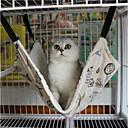 رخيصةأون المكياج & العناية بالأظافر-قطط الأسرّة قماش حيوانات أليفة الحصير والوسادات ألوان متناوبة بريطاني قابلة للطى سهل التركيب أسود قوس قزح للحيوانات الأليفة