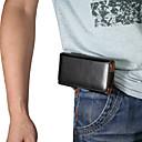 ieftine Carcase&Huse-Maska Pentru Blackberry / Apple / Samsung Galaxy Παγκόσμιο Banderole sportive / Titluar Card Pachete de Talie / Husă Mată Moale PU piele