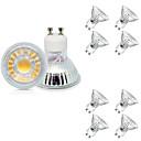 ieftine Accesorii Unelte Mecanice-10pcs 3 W Spoturi LED 200 lm GU10 GU10 12 LED-uri de margele SMD Decorativ Crăciun decor de nunta Alb Cald Alb Rece 220-240 V / RoHs