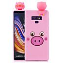 저렴한 갤럭시 J 시리즈 케이스 / 커버-케이스 제품 Samsung Galaxy Note 9 / Note 8 패턴 뒷면 커버 카툰 소프트 TPU 용 Note 9 / Note 8