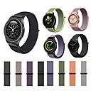 billige Urremme til Samsung-Urrem for Gear Sport / Gear S2 Classic / Samsung Galaxy Watch 42 Samsung Galaxy Sportsrem Nylon Håndledsrem