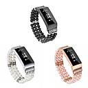 billige Klokkeremmer til Garmin-Klokkerem til Fitbit Charge 3 Fitbit Smykkedesign Keramikk Håndleddsrem