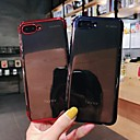 رخيصةأون Huawei أغطية / كفرات-غطاء من أجل Huawei Huawei Honor 10 / الشرف V20 / Honor 9 تصفيح غطاء خلفي شفاف ناعم TPU