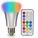 ieftine Imbracaminte & Accesorii Căței-KWB 1set 10 W Bulbi LED Inteligenți 900 lm E27 A70 1 LED-uri de margele COB 2 în 1 RGB + Cald 85-265 V