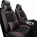 ieftine Epilatoare-scaunul auto acoperă tetiera& talie pernă kituri de vin / negru / maro poliester tesatura / piele comune / de afaceri pentru universal