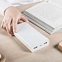 ieftine Android-xiaomi mi banca de putere 20000mah 2c încărcător qc3.0 dublă usb baterie baterie