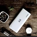 ieftine Cabluri & Adaptoare-PISEN 10000 mAh Pentru Baterie Externa Baterie Externa 5 V Pentru 2 A Pentru Baterie Reglare Automată Curent LED