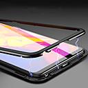 billige Etuier / covers til Galaxy S-modellerne-Etui Til Huawei Huawei Mate 20 Pro / Huawei Mate 20 Magnetisk Fuldt etui Ensfarvet Hårdt Tempereret glas for Huawei Mate 20 lite / Huawei Mate 20 pro / Huawei Mate 20