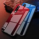 Χαμηλού Κόστους Θήκες / Καλύμματα για Huawei-tok Για Huawei Huawei P30 / Huawei P30 Pro Ανθεκτική σε πτώσεις Πίσω Κάλυμμα Διαβάθμιση χρώματος Σκληρή TPU / Ψημένο γυαλί για Huawei P20 / Huawei P20 Pro / Huawei P20 lite