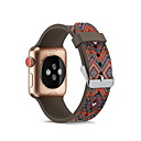 halpa Apple Watch-hihnat-smartwatch-yhtye omenakellosarjalle 4/3/2/1 silikoni klassinen solki iwatch-hihna