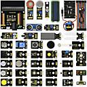 ราคาถูก อุปกรณ์ DIY-keyestudio ชุดเซ็นเซอร์เริ่มต้น 37 in 1 สำหรับ bbc micro: bit (ไม่มี micro: bit board)