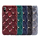 cheap iPhone Cases-Case For Apple iPhone XS Max / iPhone 6 Transparent Back Cover Solid Colored Soft TPU for iPhone XS / iPhone XR / iPhone XS Max