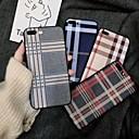 رخيصةأون أغطية أيفون-غطاء من أجل Apple iPhone XS / iPhone XR / iPhone XS Max نموذج غطاء خلفي نموذج هندسي ناعم منسوجات / TPU
