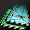 halpa Galaxy S -sarjan kotelot / kuoret-Näytönsuojat varten Samsung Galaxy S9 / S9 Plus / S8 Plus TPU Hydrogel 2 kpls Näytön- ja takakannen suoja Teräväpiirto (HD) / Ultraohut / Naarmunkestävä