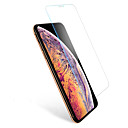 abordables Protections Ecran pour iPhone XR-Protecteur d'écran pour Apple iPhone XS / iPhone XR / iPhone XS Max Verre Trempé 1 pièce Ecran de Protection Avant Coin Arrondi 2.5D