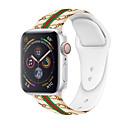 billige Telefontilbehør-smartwatch band for Apple Watch Series 4/3/2/1 silikon sport band iwatch stropp