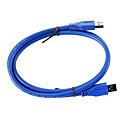 ieftine USB-uri-1.5 m de mare viteză 4.8 gbps USB 3.0 un cablu de tip masculin de tip masculin la USB
