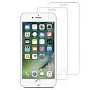 Недорогие Защитные пленки для iPhone SE/5s/5c/5-Защитная пленка для экрана Apple iPhone 5 / iPhone 5/5 / закаленное стекло 2 шт. Защитная пленка для экрана высокого разрешения (HD), жесткость 9 часов, изогнутый край 2,5 дюйма